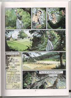Extrait de Les pionniers du Nouveau Monde -6a1996- La mort du loup