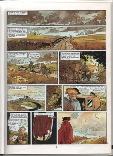 Extrait de Les pionniers du Nouveau Monde -5b1996- Du sang dans la boue