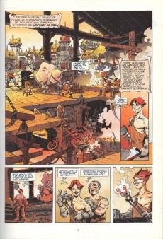 Extrait de Lanfeust de Troy -1a1994- L'Ivoire du Magohamoth