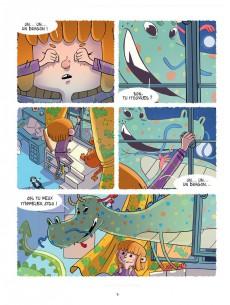 Extrait de Lulu et son dragon