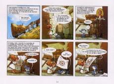 Extrait de Alix et Arsénou -4- Alix & Arsénou à Notre Dame de la Garde