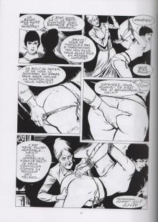 Extrait de Les grands Classiques de la Bande Dessinée érotique - La Collection -3214- Liz et Beth - Tome 3