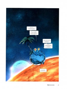Extrait de Pilote (Le journal qui s'amuse à revenir) -6- méga Spirou (hors-série) - spécial Valérian