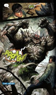 Extrait de Justice League Rebirth (DC Presse) -2- Tome 2
