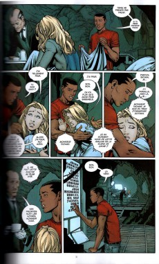 Extrait de Batman Rebirth (DC Presse) -2- Tome 2