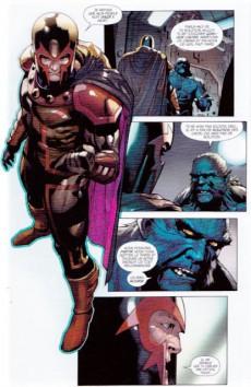 Extrait de Inhumans vs X-Men -1- Chapitre 1