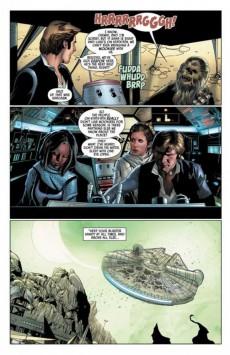 Extrait de Star Wars Vol.2 (Marvel comics - 2015) -31- Book VII, Part II : The Screaming Citadel