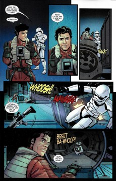 Extrait de Star wars: Poe Dameron Annual (2017) -1- Annual