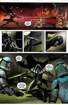 Extrait de Darth Vader (2017) -2- The Chosen One Part II