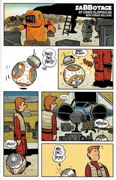 Extrait de Star Wars: Droids Unplugged -1- Droids Unplugged