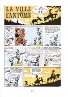 Extrait de Lucky Luke -25b86- La ville fantôme