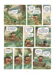 Extrait de Mamette (Les souvenirs de) -2a17- Le chemin des écoliers