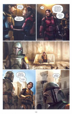 Extrait de Star Wars - Boba Fett -INT- Intégrale I