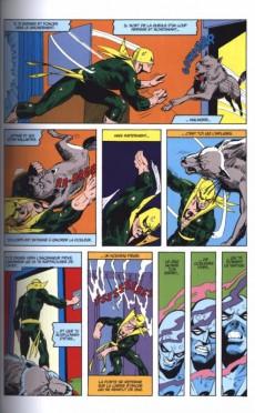 Extrait de Iron Fist (L'Intégrale) -1- 1974-1975