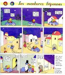 Extrait de Jojo et Paco (Les aventures friponnes de) -1a- jojo et paco