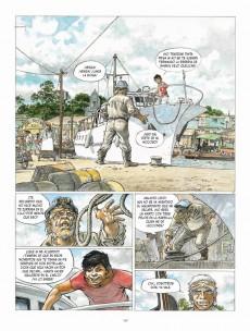 Extrait de Bernard Prince (en espagnol) -4- Integral 4