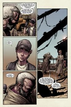 Extrait de Wolverine - Old Man Logan - Tome a17