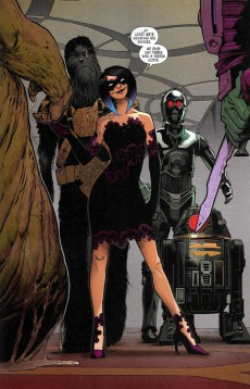Extrait de Star Wars: Doctor Aphra (2017) -9- Doctor Aphra And The Enormous Profit Part I