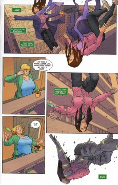 Extrait de Hulk Vol.4 (Marvel comics - 2017) -8- Let Them Eat Cake Part Two