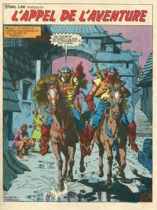 Extrait de Conan (Super Spécial) (Mon journal) -10- L'appel de l'aventure
