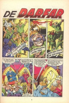 Extrait de Conan (Super Spécial) (Mon journal) -5- Le démon de Darfar