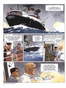 Extrait de Tramp -11- Avis de tempête