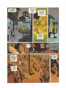Extrait de Labyrinthes (Le Tendre/Dieter/Pendanx) -2- La mort qui marche !