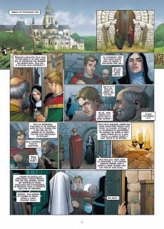 Extrait de Les reines de sang - Aliénor, la Légende noire -6- Volume 6