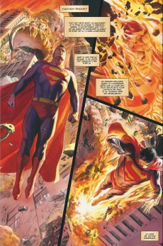 Extrait de JLA: Justice -INT- Justice