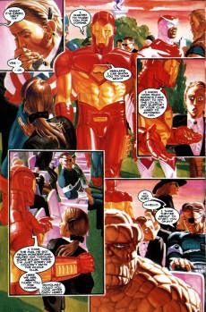Extrait de Tales of the Marvels - Wonder Years Vol.2