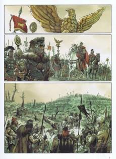 Extrait de Les aigles de Rome -1ES2- Livre I