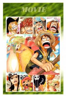 Extrait de One Piece -ART6- GORILLA - Color walk 6