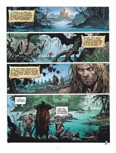Extrait de Saga Valta -3- Tome 3