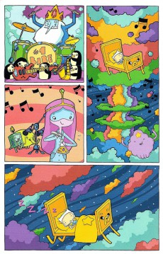 Extrait de Adventure Time Comics (2016) -2- Adventure Time Comics