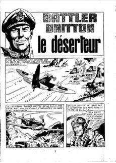 Extrait de Battler Britton (Imperia) -412- Le déserteur