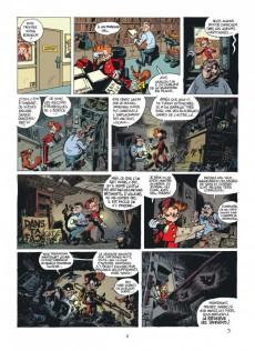 Extrait de Spirou et Fantasio -HS05- Les Folles Aventures de Spirou
