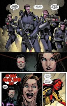 Extrait de Red She-Hulk (2012) -63- Route 616 Part 1