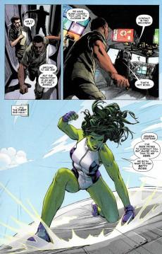Extrait de Red She-Hulk (2012) -64- Route 616 Part 2