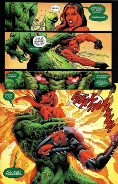 Extrait de Red She-Hulk (2012) -66- Route 616 Part 4