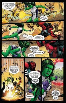 Extrait de Red She-Hulk (2012) -67- Route 616 Part 5