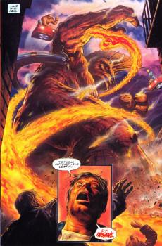 Extrait de Tales of the Marvels - Inner demons