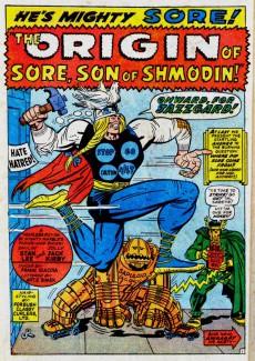 Extrait de Not Brand Echh (Marvel comics - 1967) -3- Numéro 3