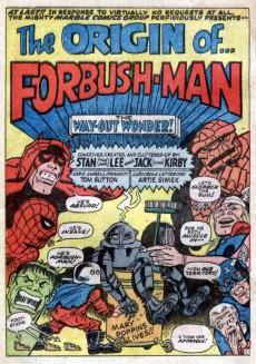 Extrait de Not Brand Echh (Marvel comics - 1967) -5- Numéro 5