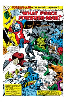 Extrait de Not Brand Echh (Marvel comics - 1967) -8- Forbush-Man flops again !