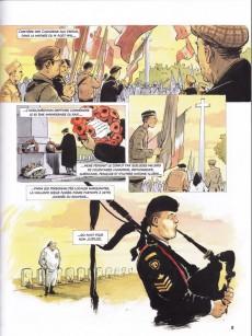 Extrait de Opération Jubilee - Dieppe 42 - Histoires d'un raid