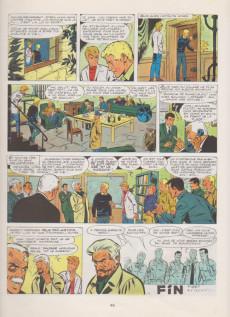 Extrait de Ric Hochet -10b1979'- Les 5 revenants