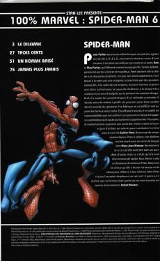 Extrait de Spider-Man (Presses Aventure) -6- jamais plus jamais
