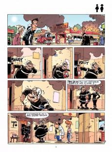 Extrait de Les pompiers -2- Hommes au foyer