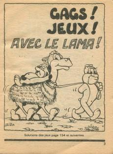 Extrait de Pifou (Poche) -115- Lima le lama
