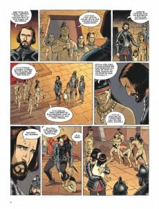 Extrait de Le nouveau monde -1- L'épée du conquistador